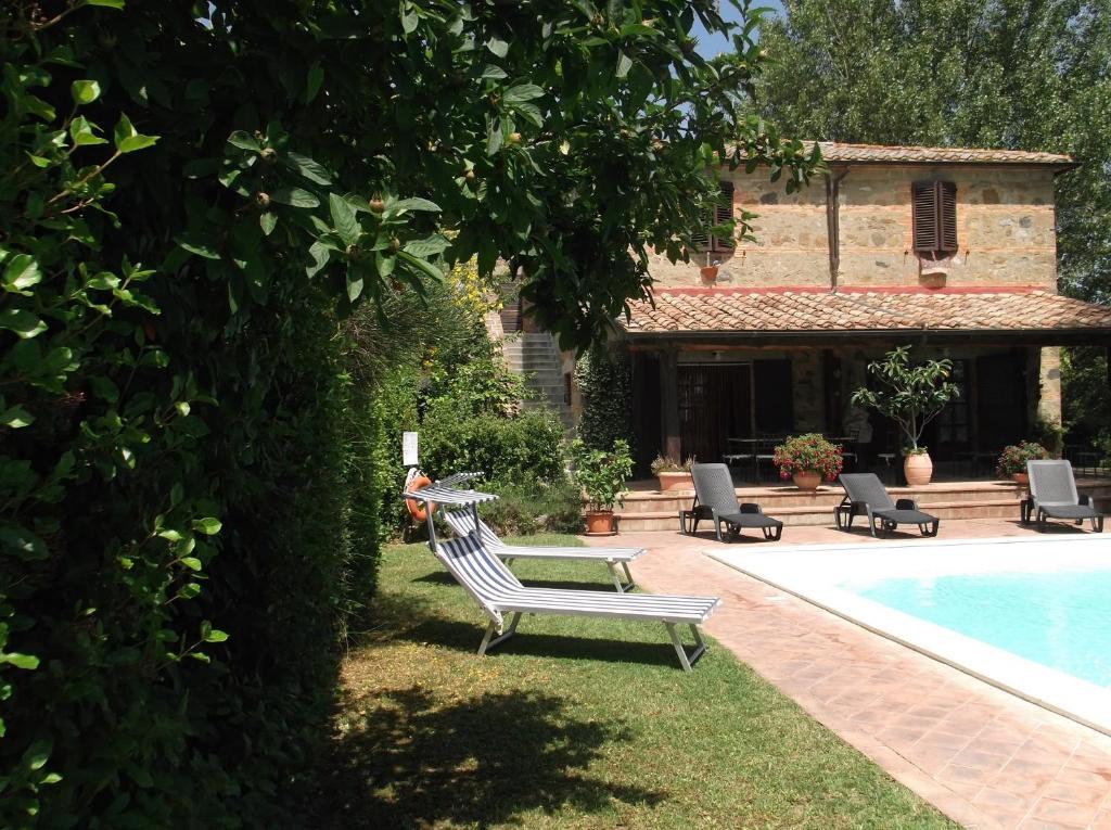 Affittare un cottage mare Siena