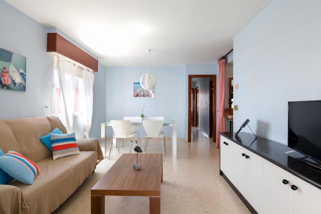 Apartamento Playa Gandia Center fotografía