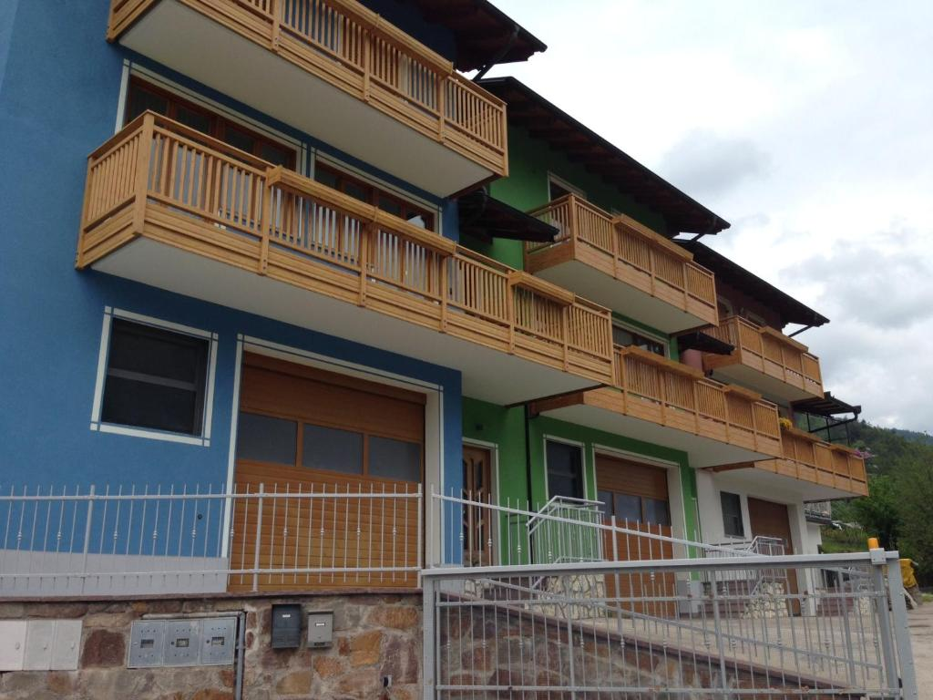 Hôtel proche : Appartamento Katia