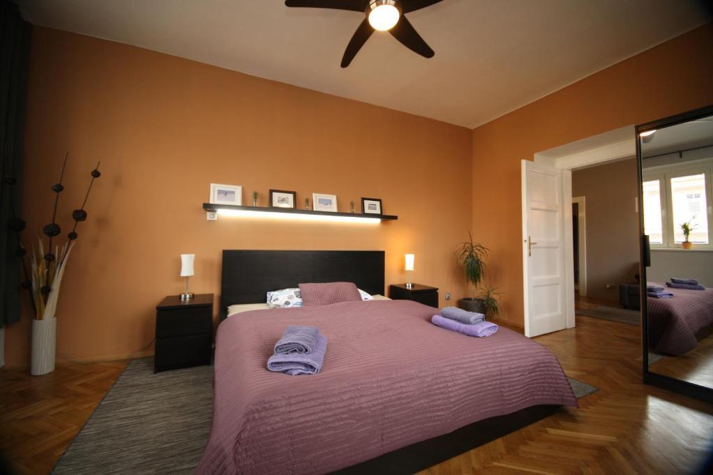 Стоимость аренды 2 комнатной квартиры в праге
