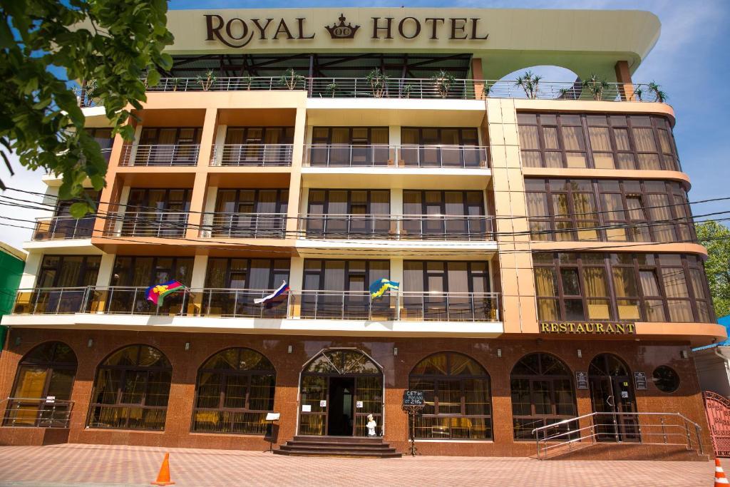 83c5cc0e06280 Hotel Royal (Россия Анапа) - Booking.com