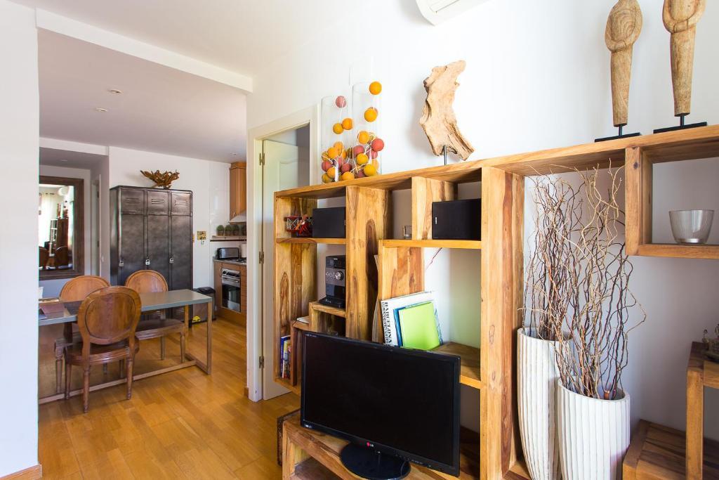 Apartment Atico de Dos Olivos imagen