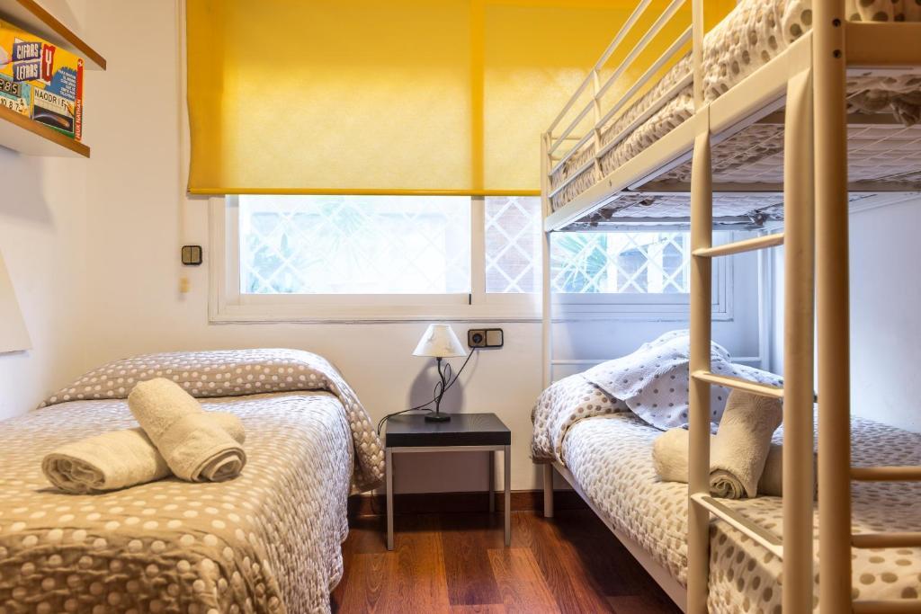 Akira Flats Sant Pau apartments foto