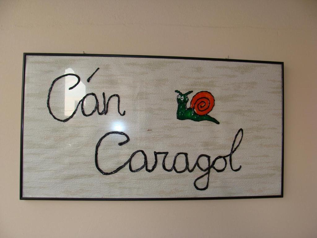 Bonita foto de Can Caragol