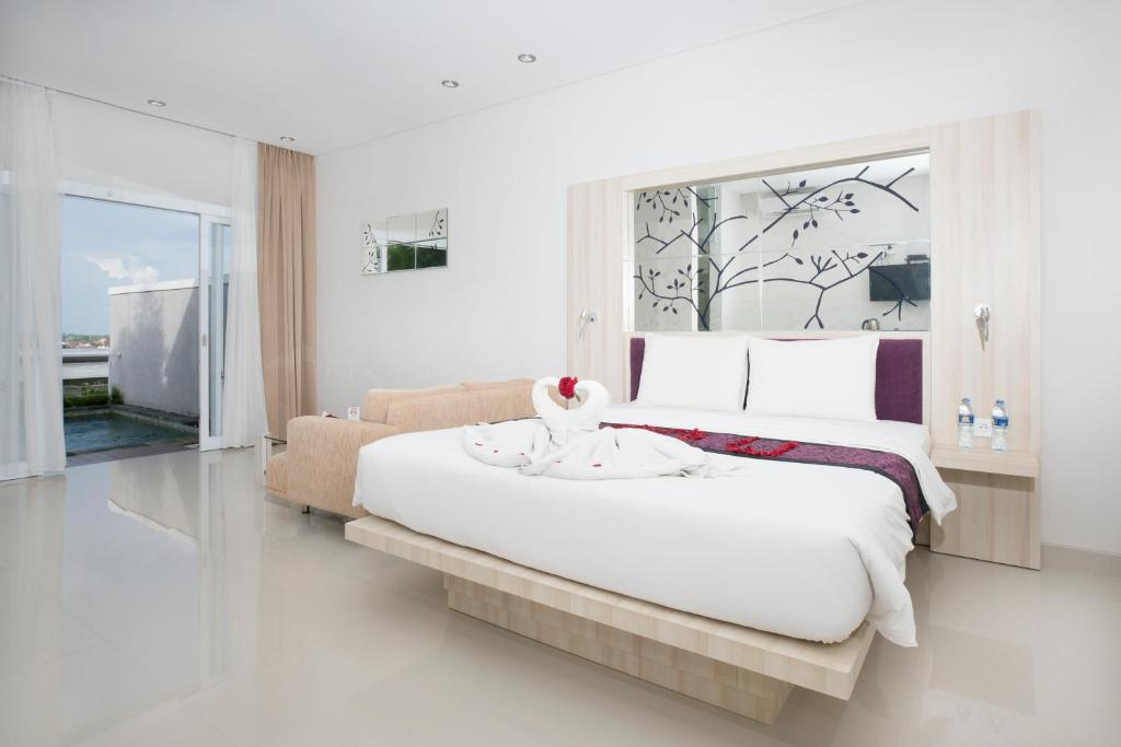 Paradise Loft Villas Nusa Dua Indonesia Booking Fascinating Bali 2 Bedroom Villas Model Design