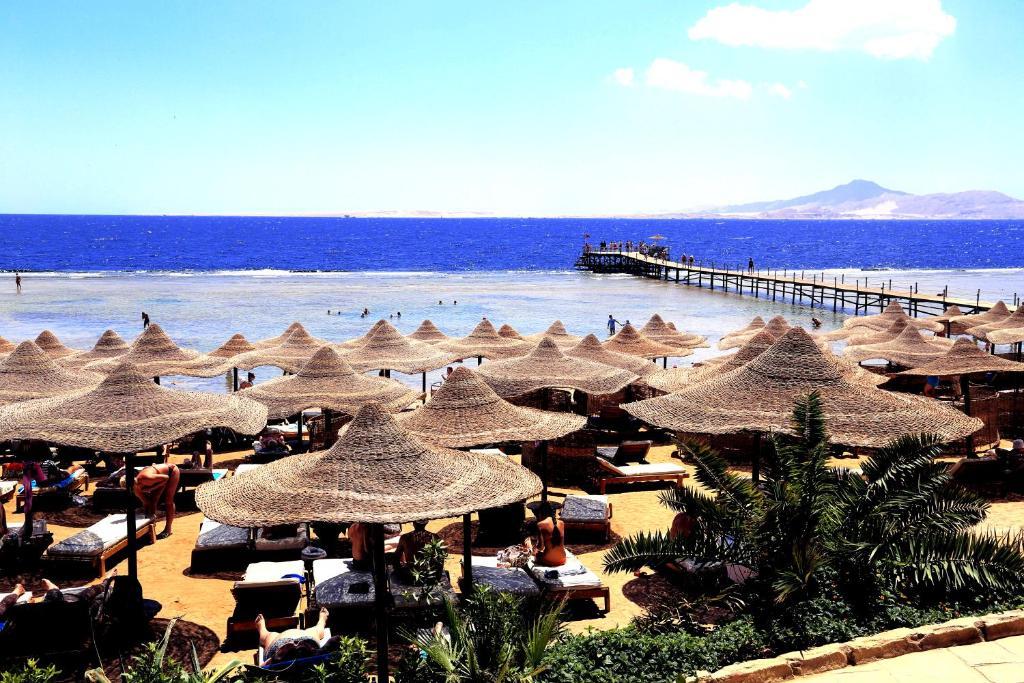 Rehana Royal Aqua Beach Resort Sp Sharm El Sheikh Egypt - Map of egypt beach resorts