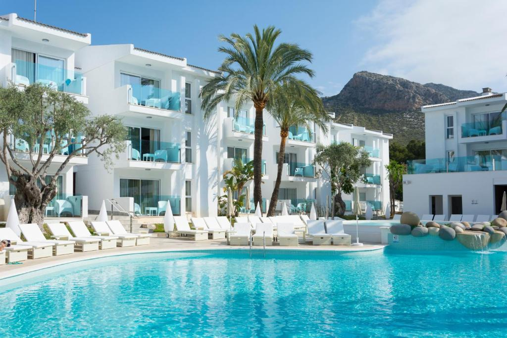 Apartment mar senses pt adults only port de pollensa spain - Booking mallorca apartamentos ...