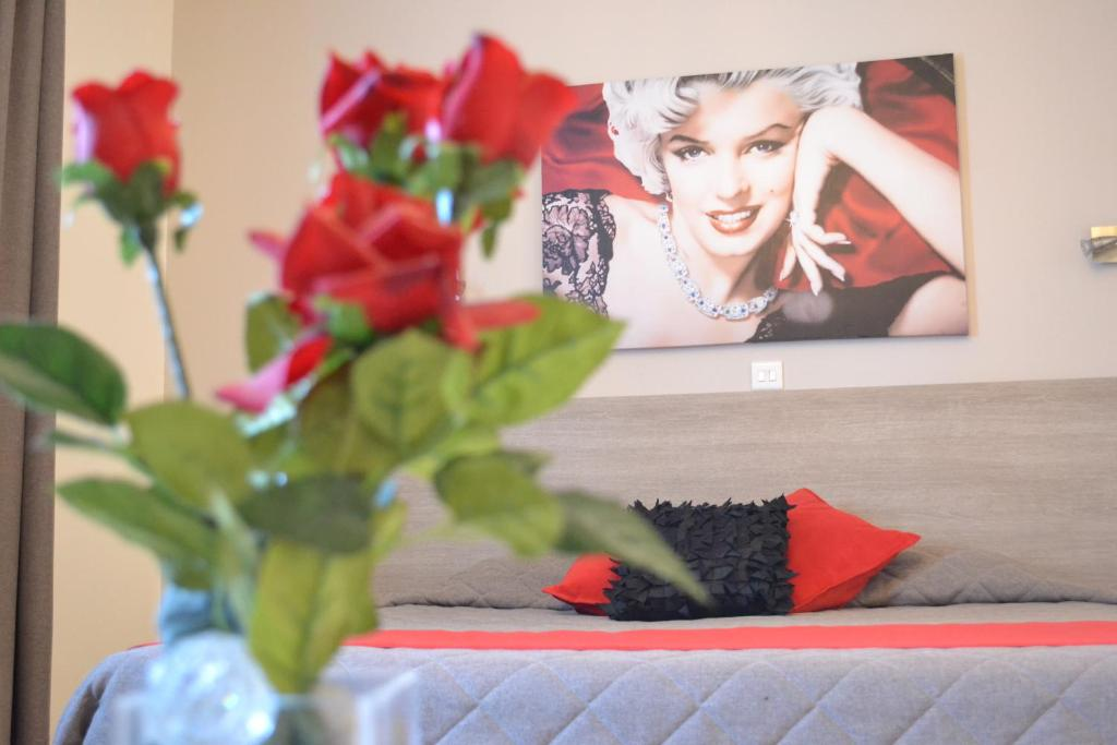 Hall ou réception de l'établissement Marianna Hotel Apartments