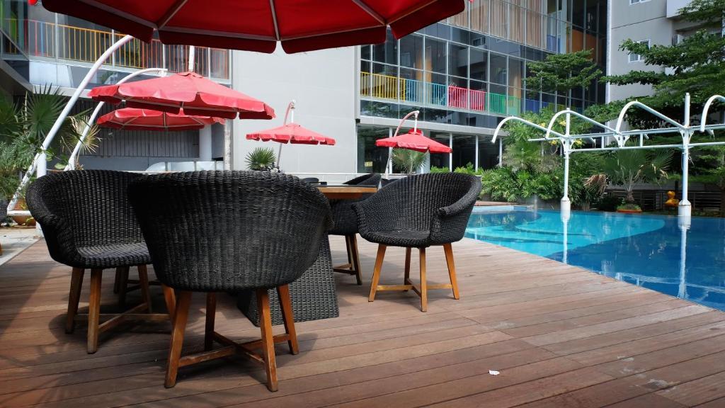 MG Setos Hotel Semarang Indonesia
