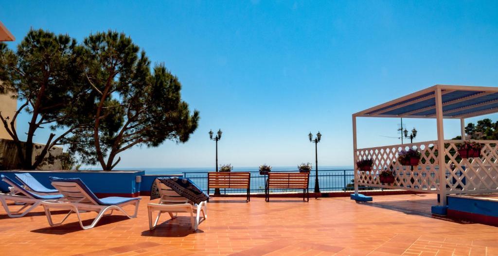 Condo Hotel Sogni Nel Blu Ustica Italy Bookingcom