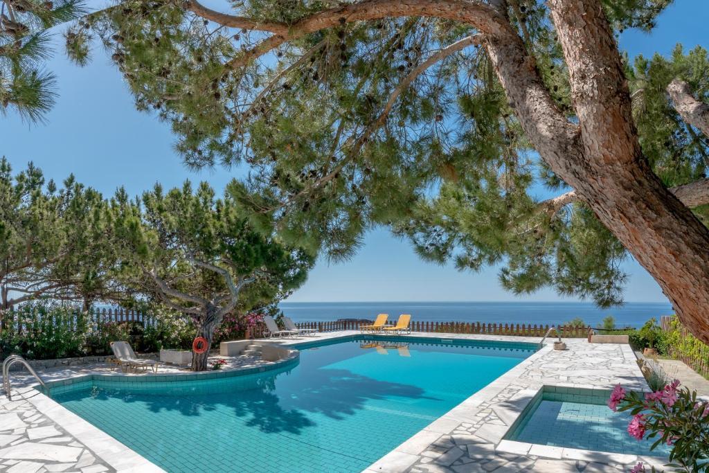 Πισίνα στο ή κοντά στο Ferma Solaris Apartments