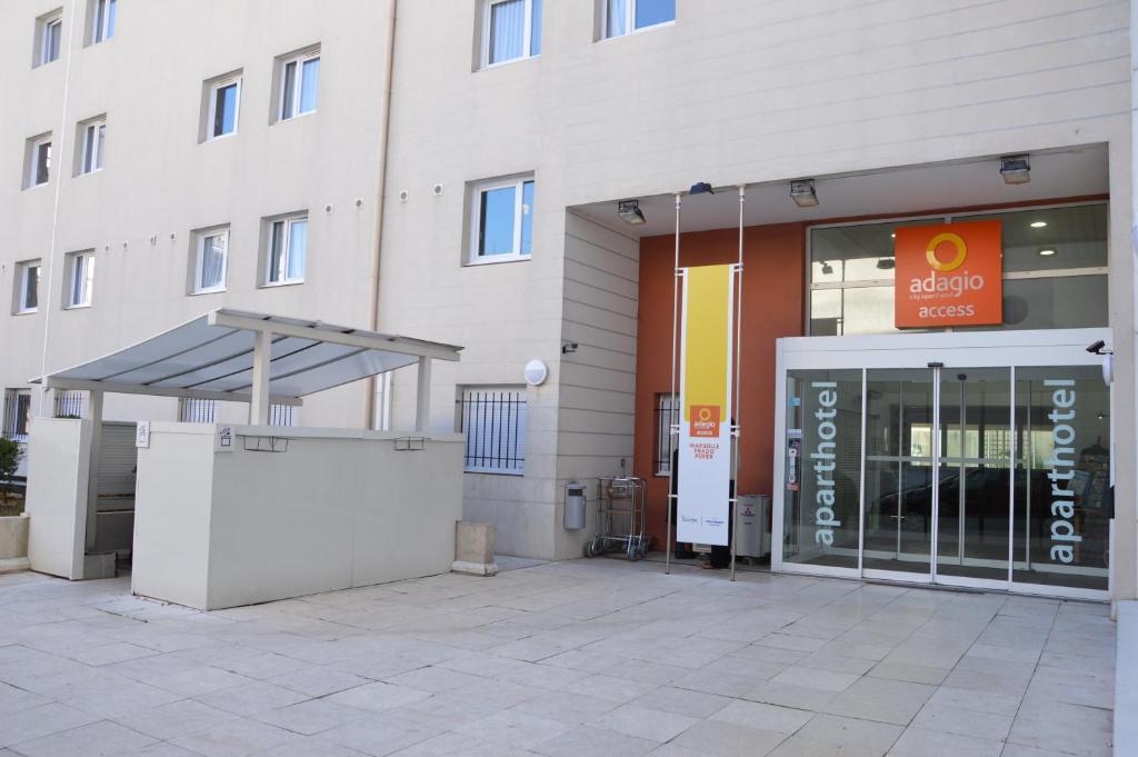 Apart hotel adagio access prado p rier fran a marselha for Adagio portugal