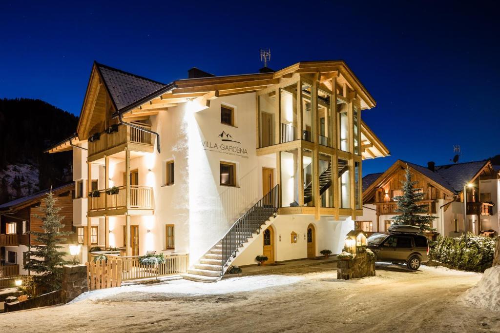 Apartments Villa Gardena - Gardenahotels, Selva di Val Gardena ...