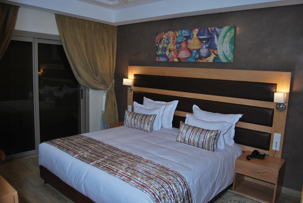 Rofaida appart 39 hotel maroc agadir for Appart hotel tarif