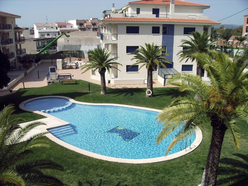 Apartamentos Porta Mediterranea Casa Azahar