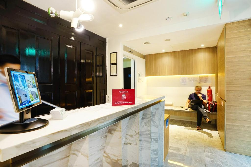 Hotel ZEN Rooms Arab Street Singapore