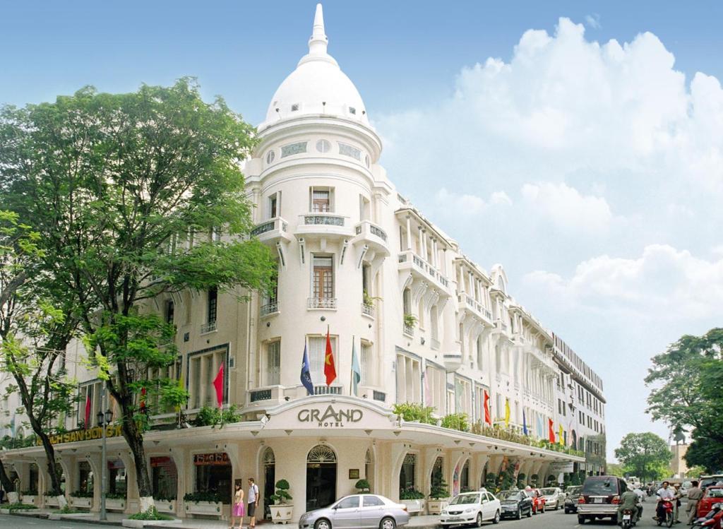 Grand hotel saigon ho chi minh city vietnam for Grand hotel