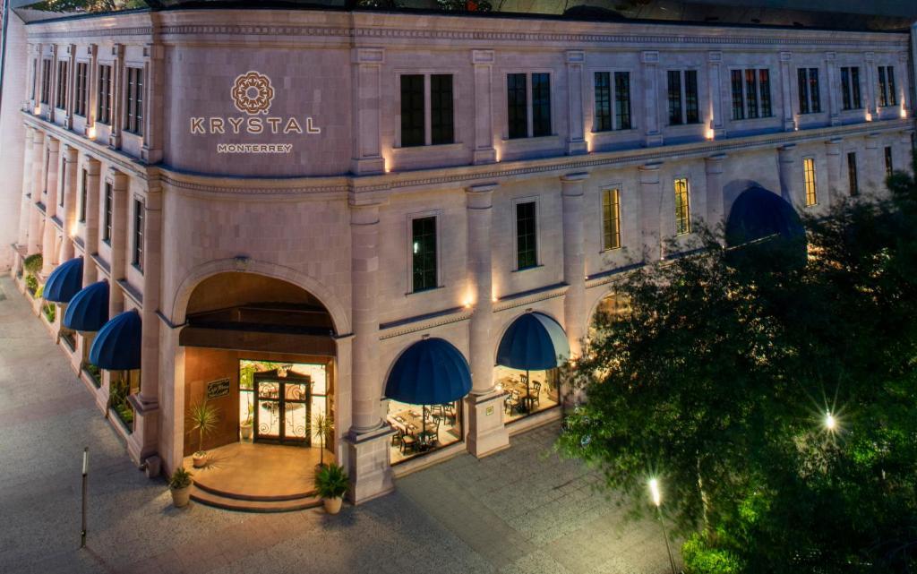 Krystal Monterrey Hotel Krystal Monterrey Mexico