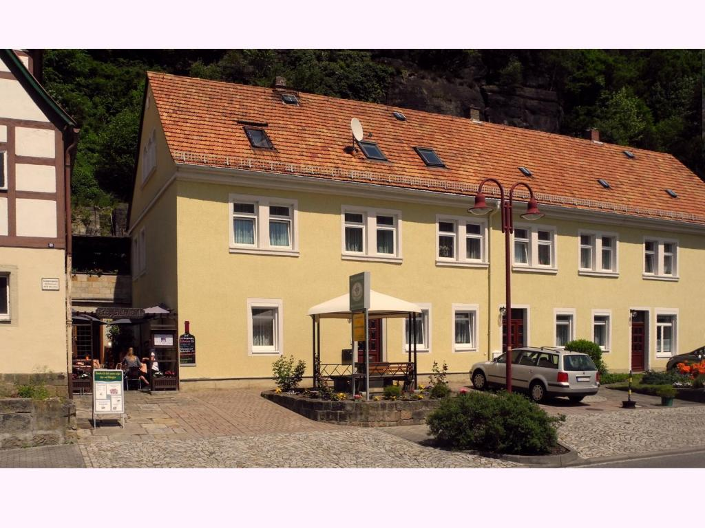 Pension Schwarz Bad Schandau Germany Booking Com