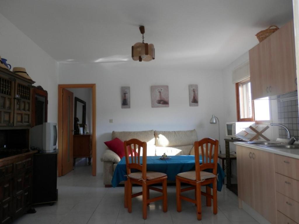 Apartments In Espino Andalucía