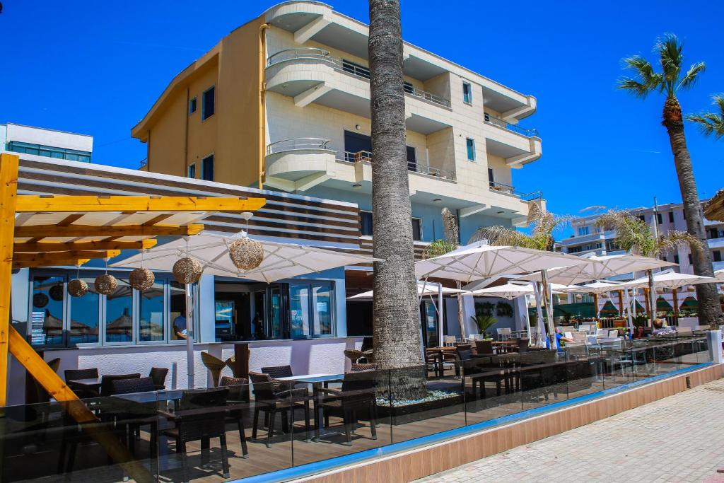 Star Hotels In Durres Albania