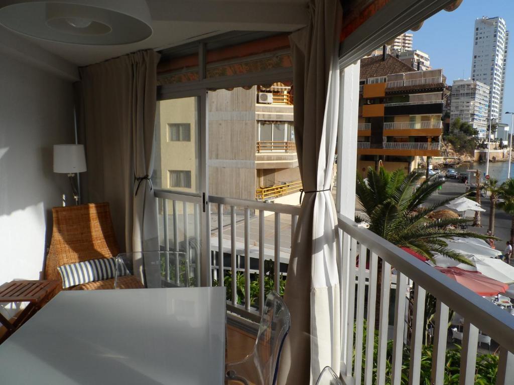 Apartment Almadraba Rincon de Loix, Benidorm, Spain ...