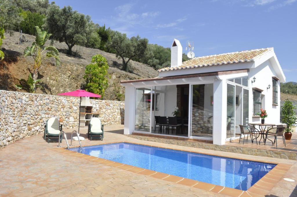 Villa Caracoles II (Spanien Frigiliana) - Booking.com