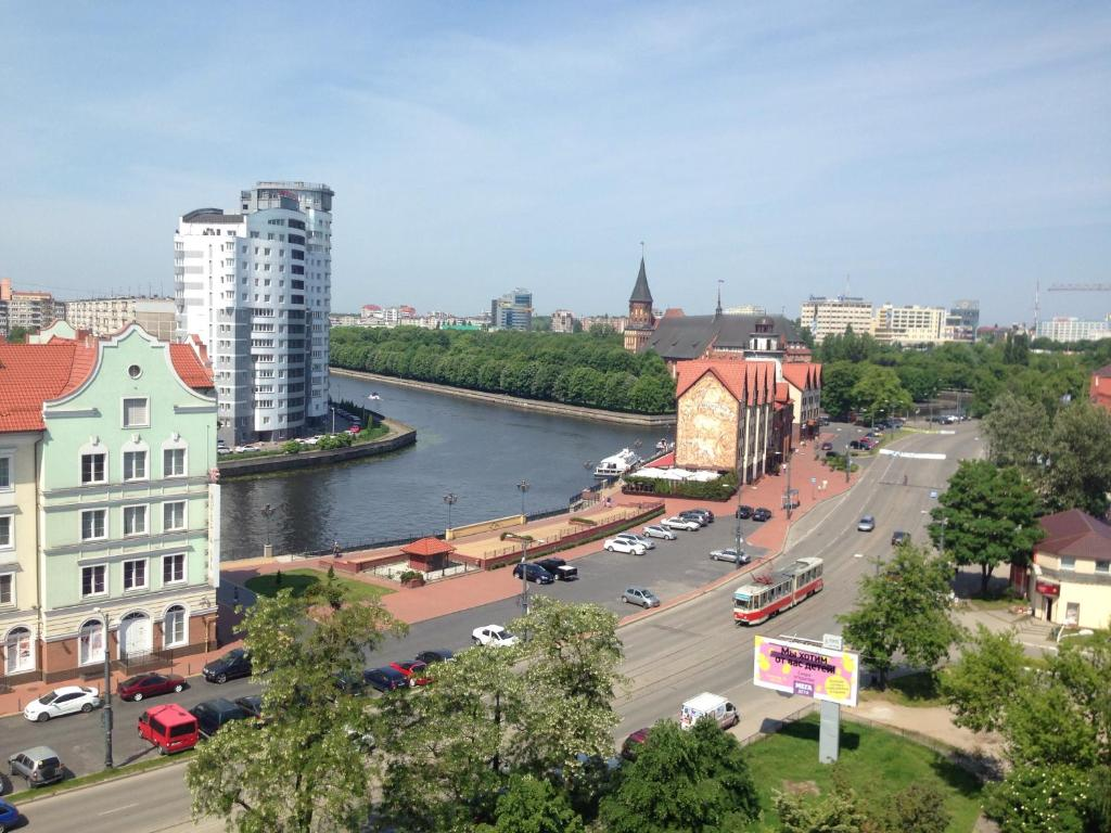 Hotels of Kaliningrad: photos, description and reviews of tourists 71