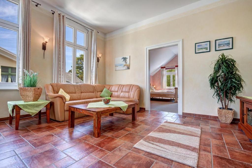 Villa Elisabeth Strandidylle (Deutschland Ostseebad Heringsdorf ...