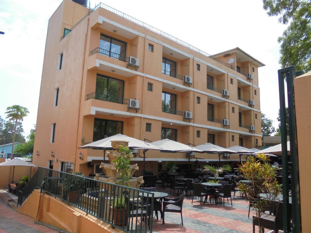 Keren hotel juba south sudan for Reservation hotel