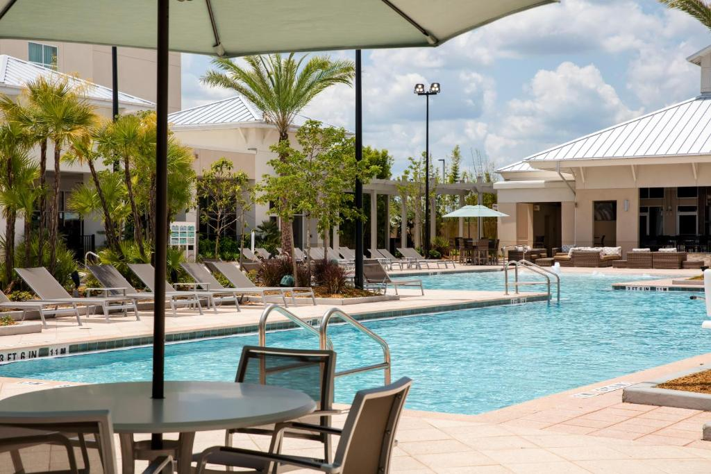 Hotel TownePlace Suites by Marriott Orlan (USA Kissimmee) - Booking.com
