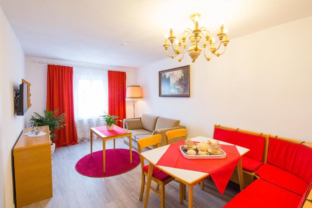 Appartement fewo café nebenan duitsland bad windsheim booking