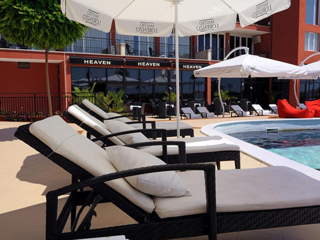 Hotel Apartments Heaven Sunny Beach Bulgaria