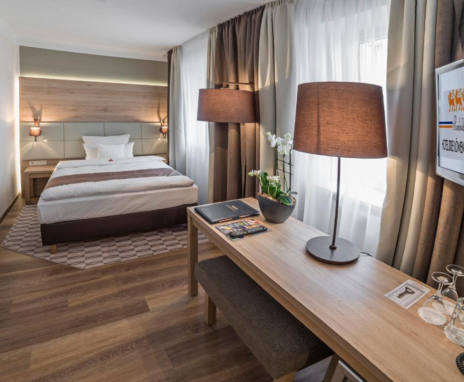 A room at Drei Loewen