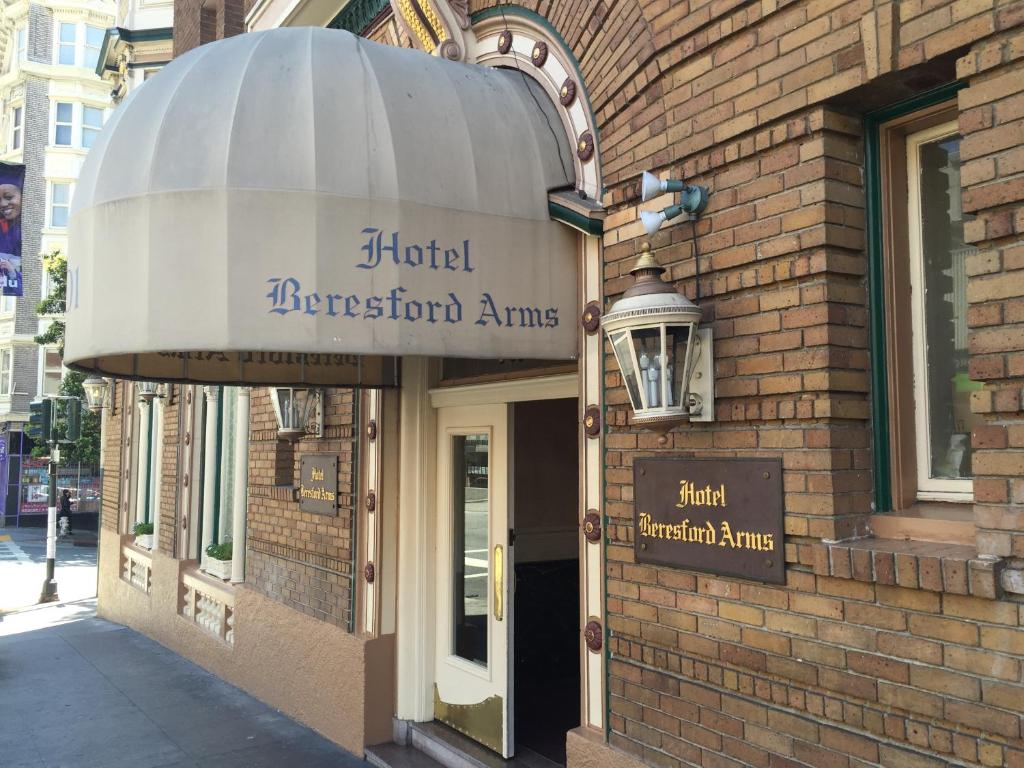 hotel beresford arms san francisco including reviews. Black Bedroom Furniture Sets. Home Design Ideas