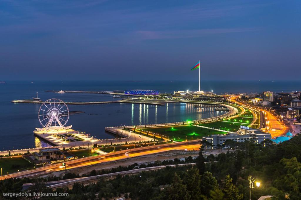 Jasmine Hotel Baku Azerbaijan Bookingcom - Where is baku