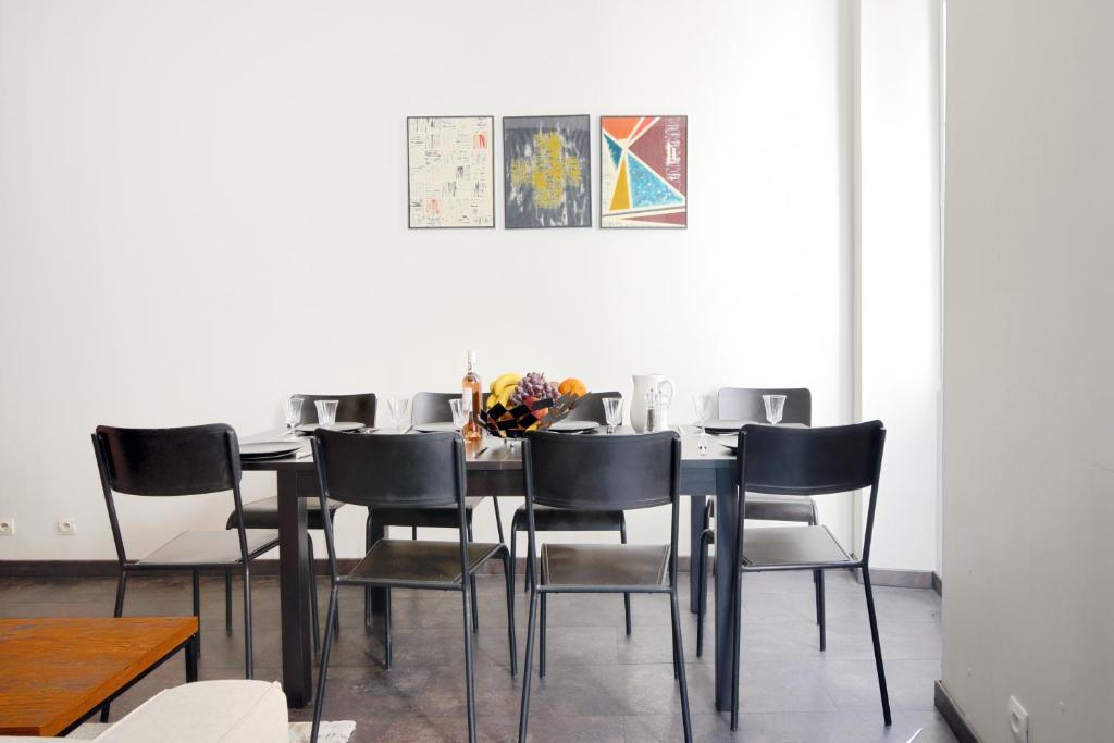 Apartment uniqueappart t4 vieux port marseille france booking com