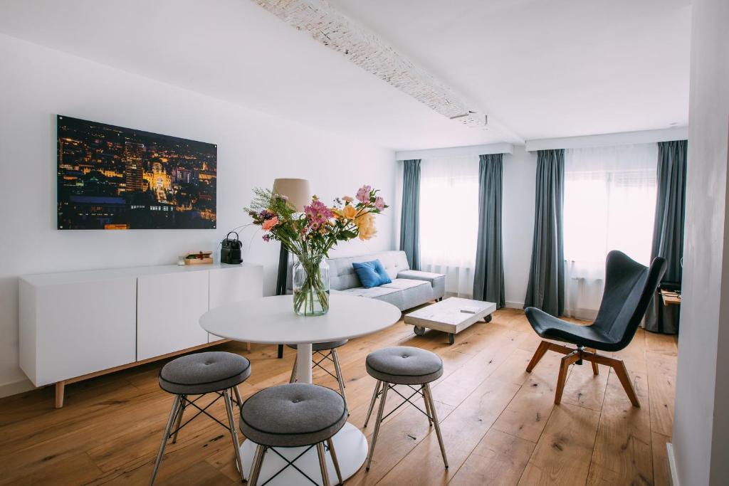 Luxe Badkamers Antwerpen : Ferienwohnung den blauwen esel belgien antwerpen booking.com