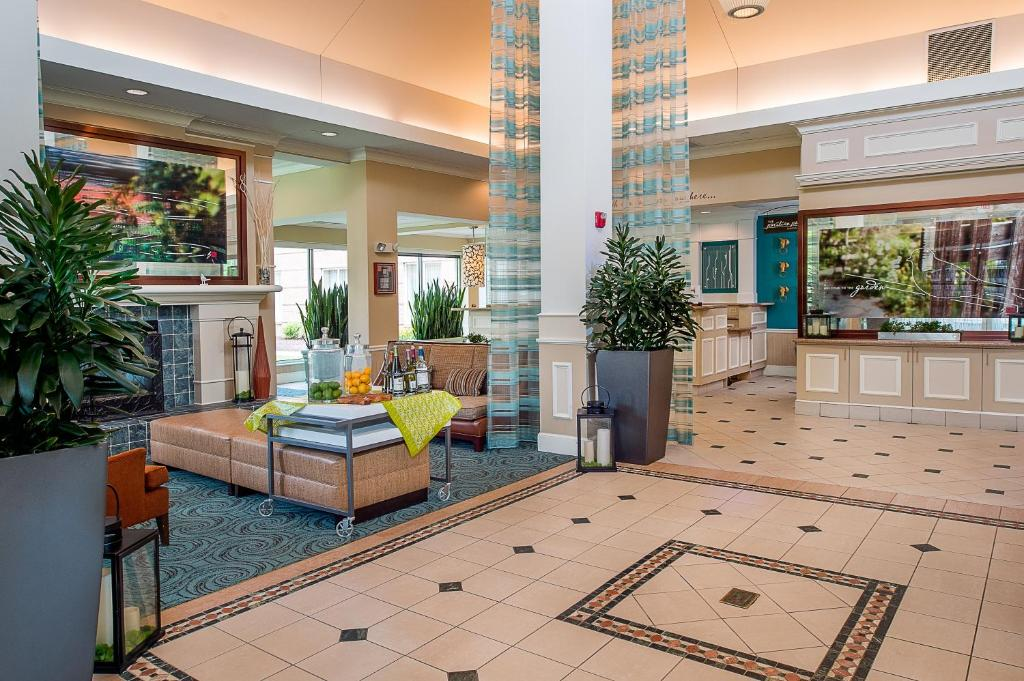 gallery image of this property - Hilton Garden Inn St Louis Airport