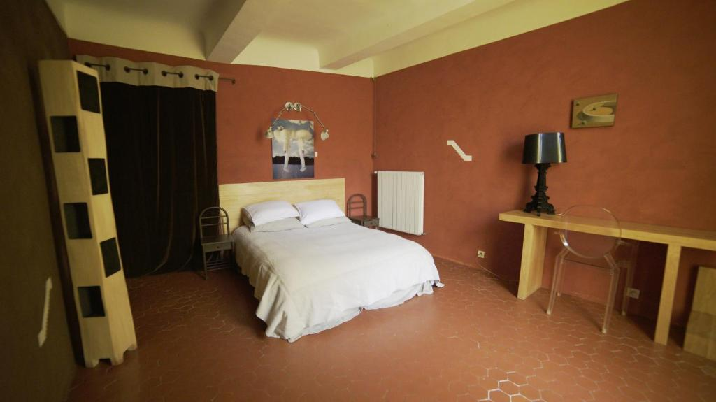 Bed & Breakfast Chambre avec Vue (Frankreich Saignon) - Booking.com