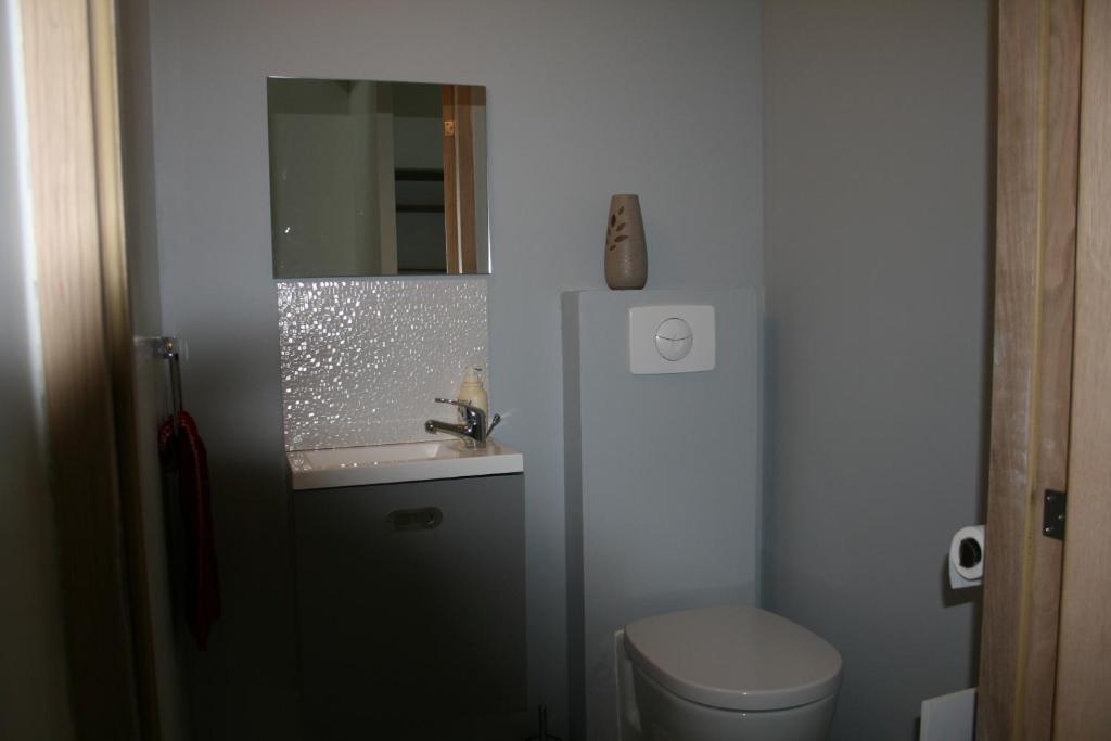 Salle De Bains Dans Lu0027établissement Maison Style Loft