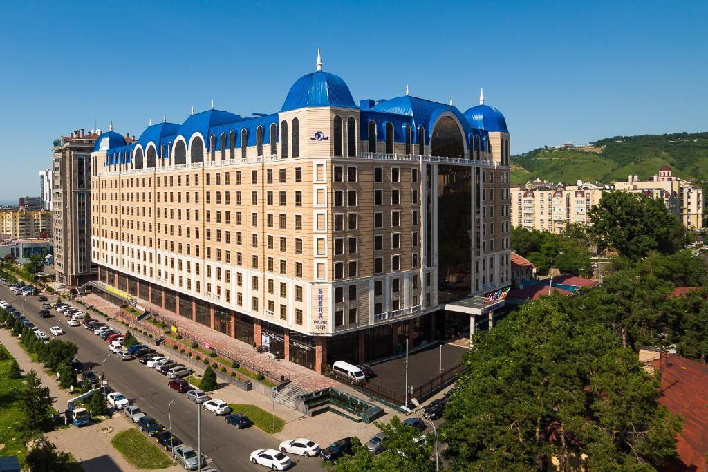 Park Inn Hotel Address