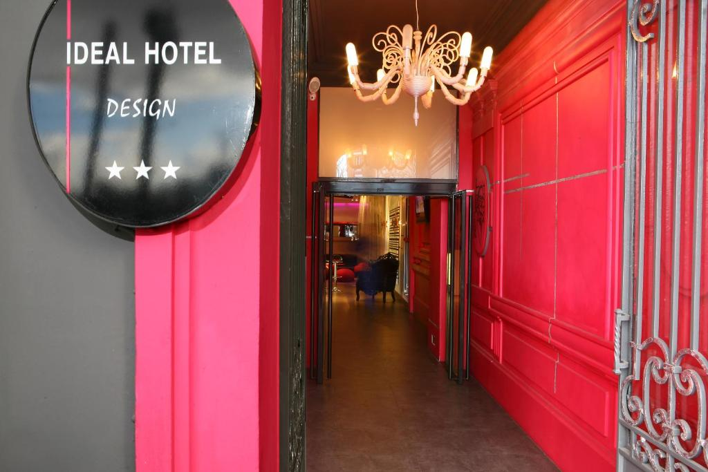 Idéal Hôtel Design, Paris, France - Booking.com