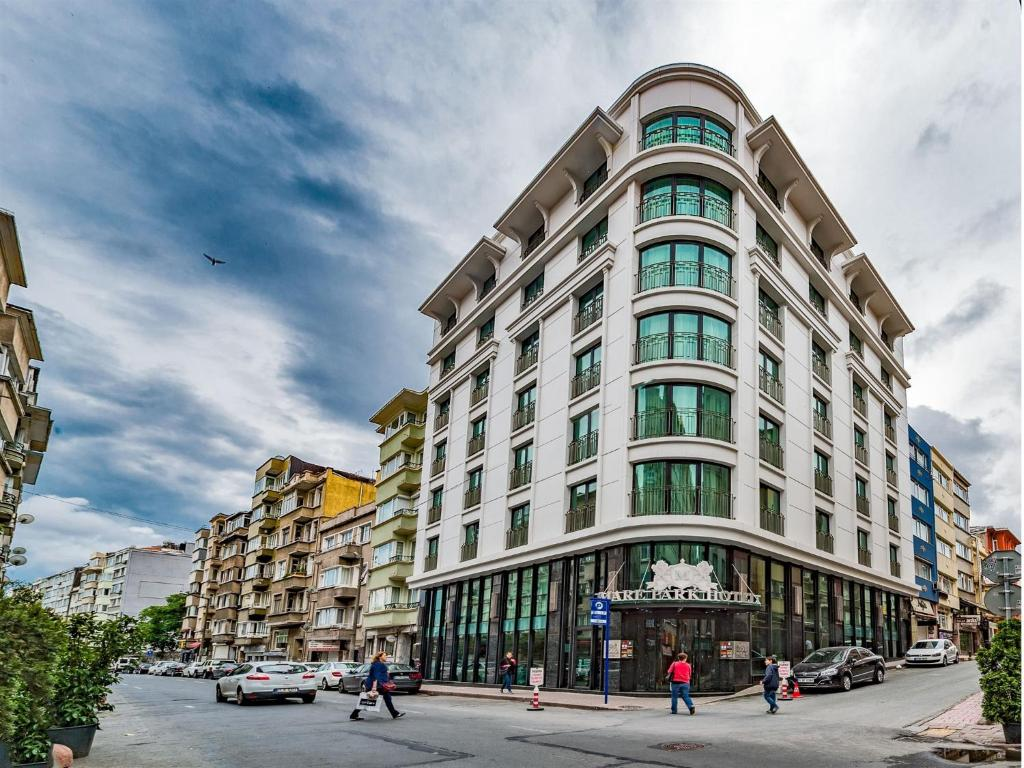 Mare park hotel istanbul turkey for Istanbul taksim hotels