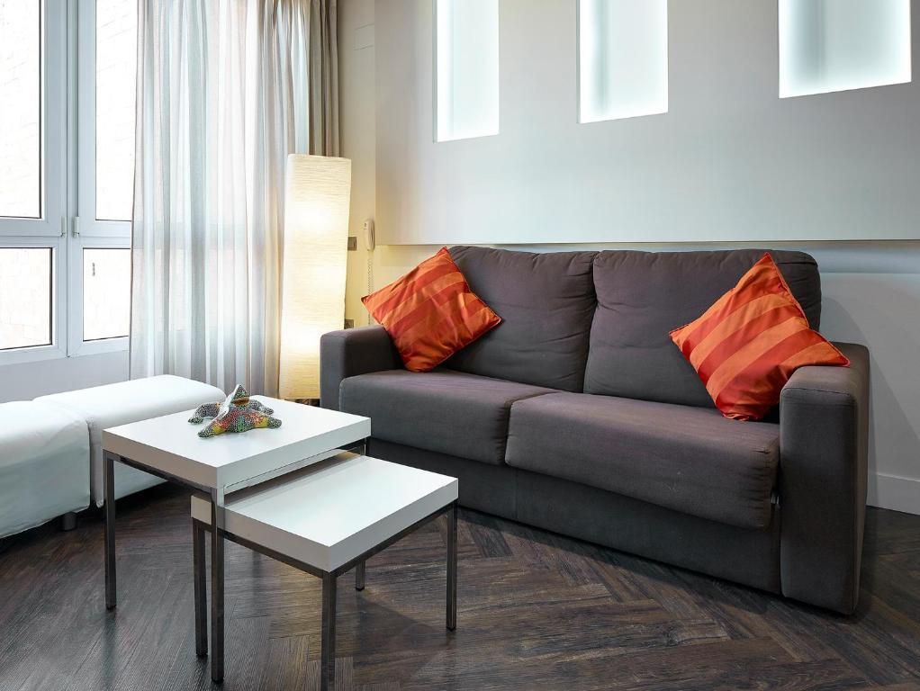 Bonita foto de Gaudint Barcelona Suites