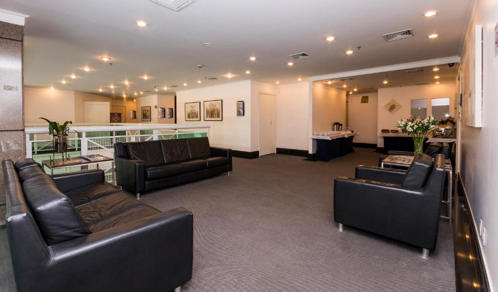Hotel Transamerica Perdizes Sao Paulo Brazil Booking Adorable Transamerican Office Furniture Style