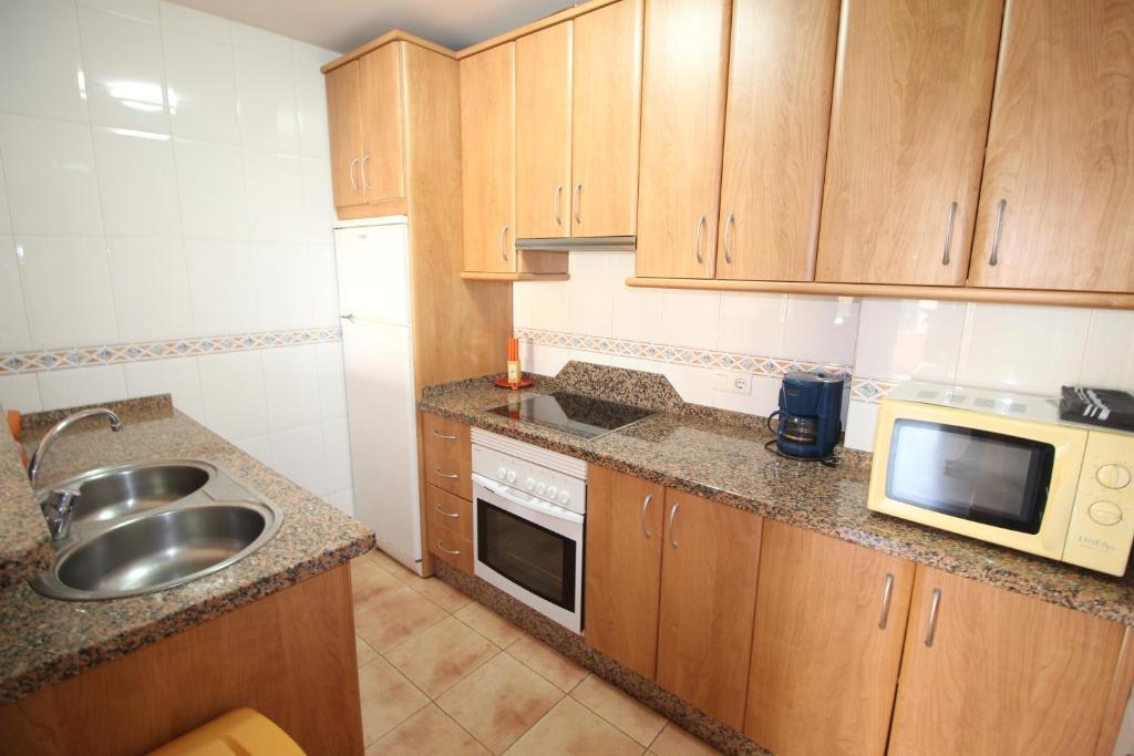 Apartamentos en Algarrobo Costa foto