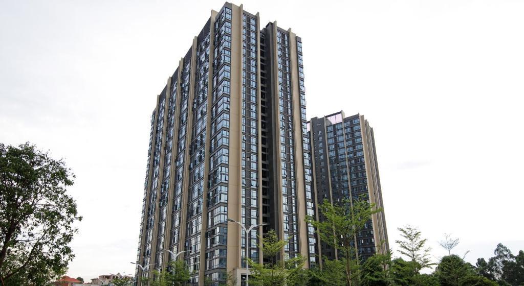 Guangzhou Xing Yi International ApartmentChanglong Huamei - Xingyi map