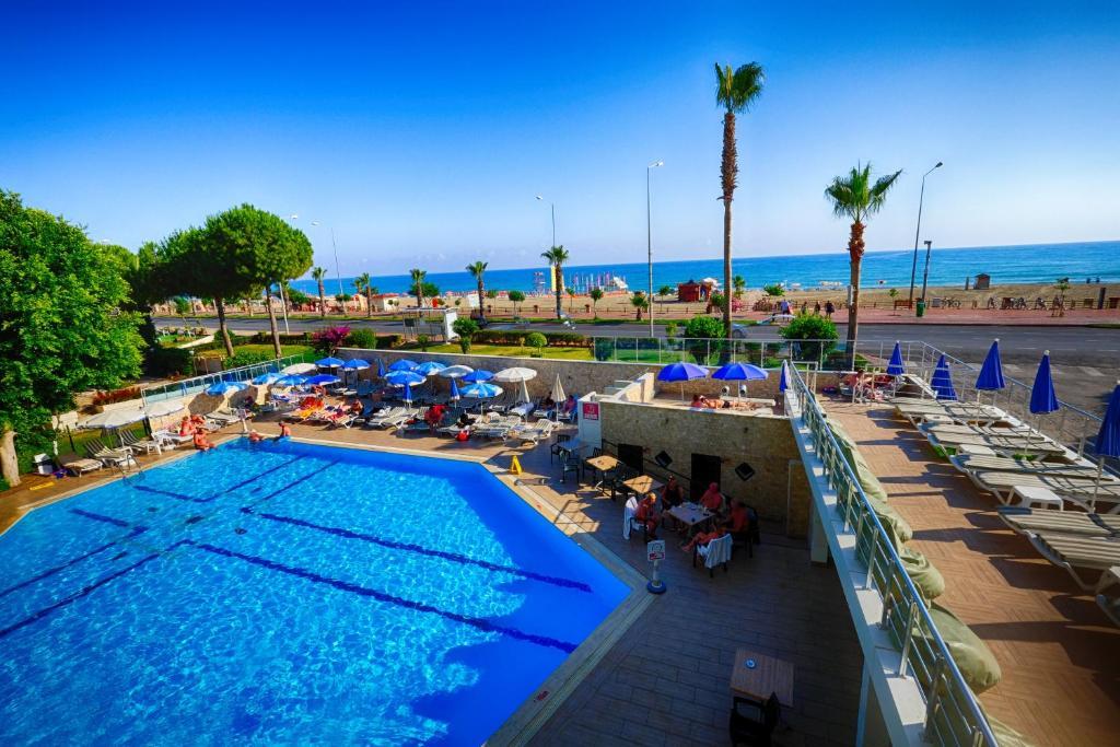 Blue Sky Hotel - All Inclusive (Turkija Alanija) - Booking.com