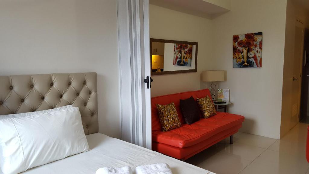 Condo Studio Princeton Residences Manila Philippines Bookingcom